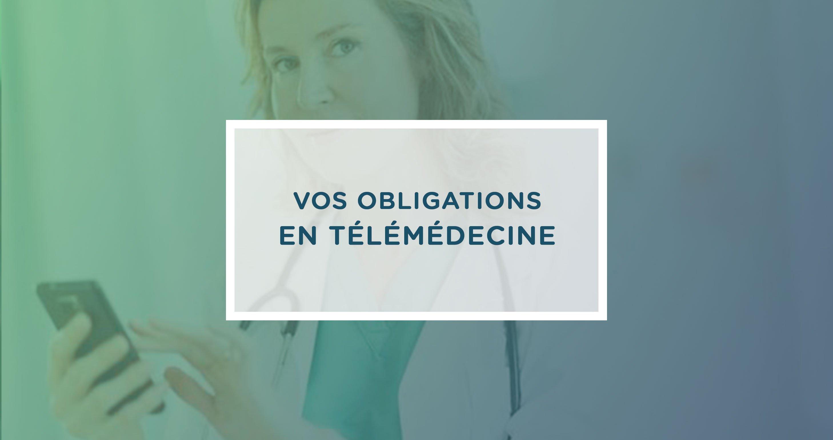 obligations-telemedecine