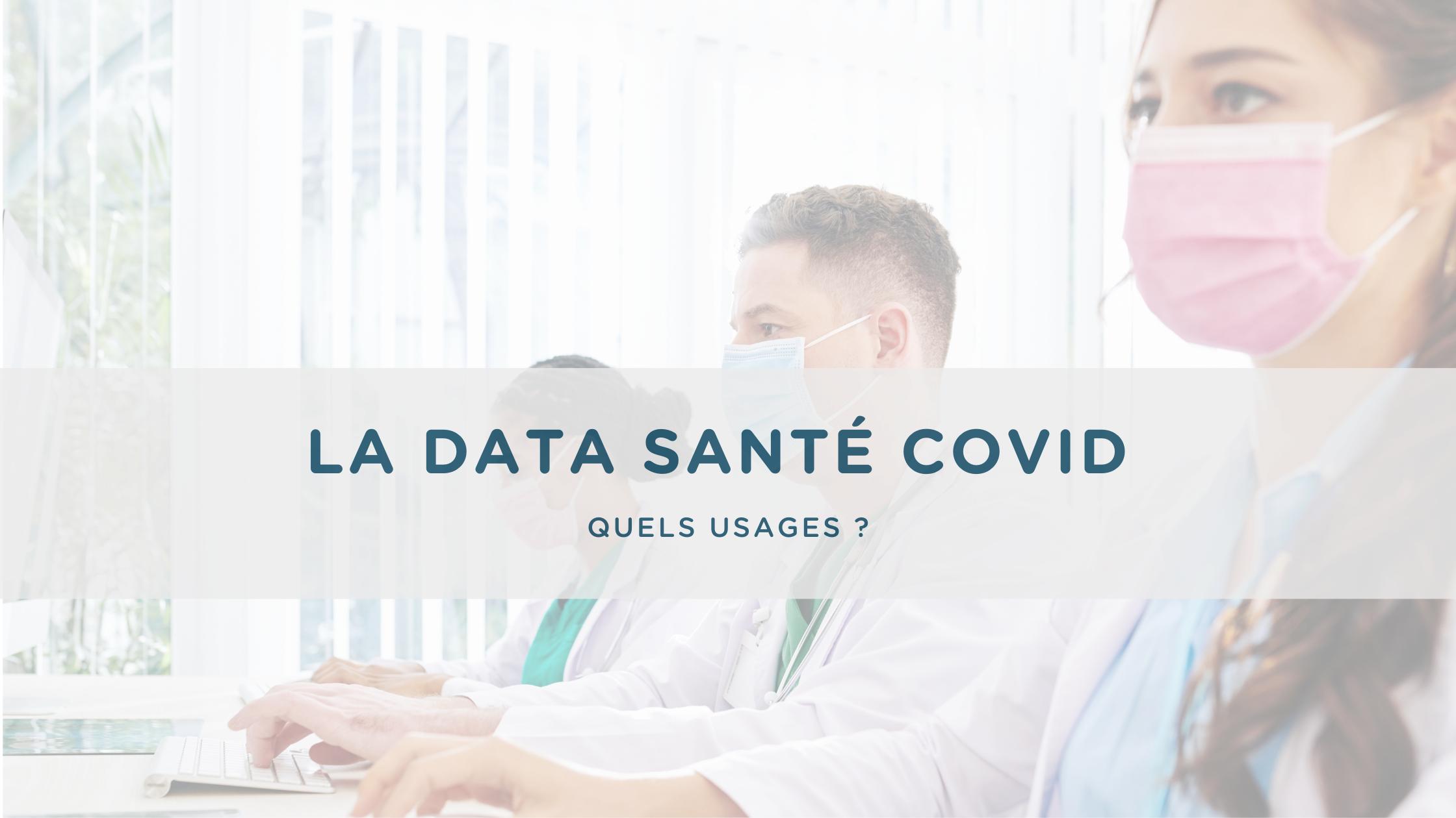La data santé covid