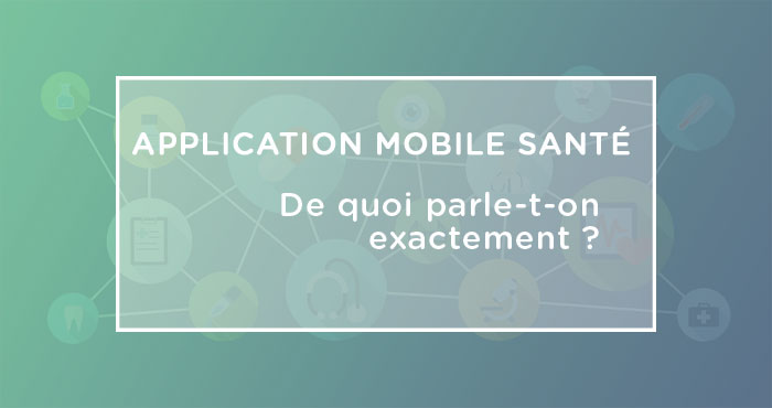 application sante