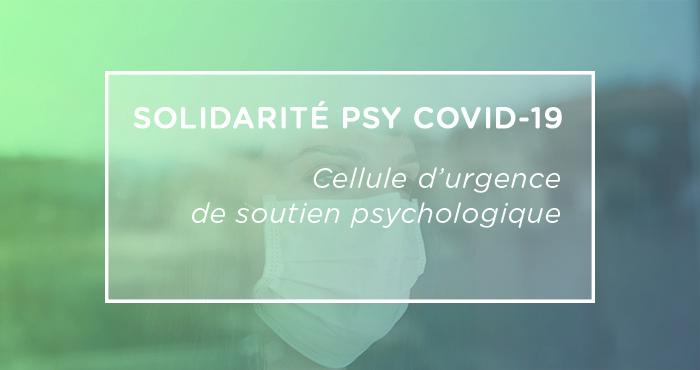 soutien psychologique covid19