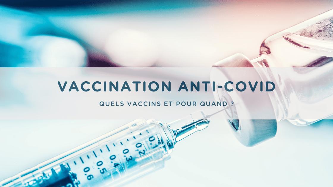 vaccins anti covid