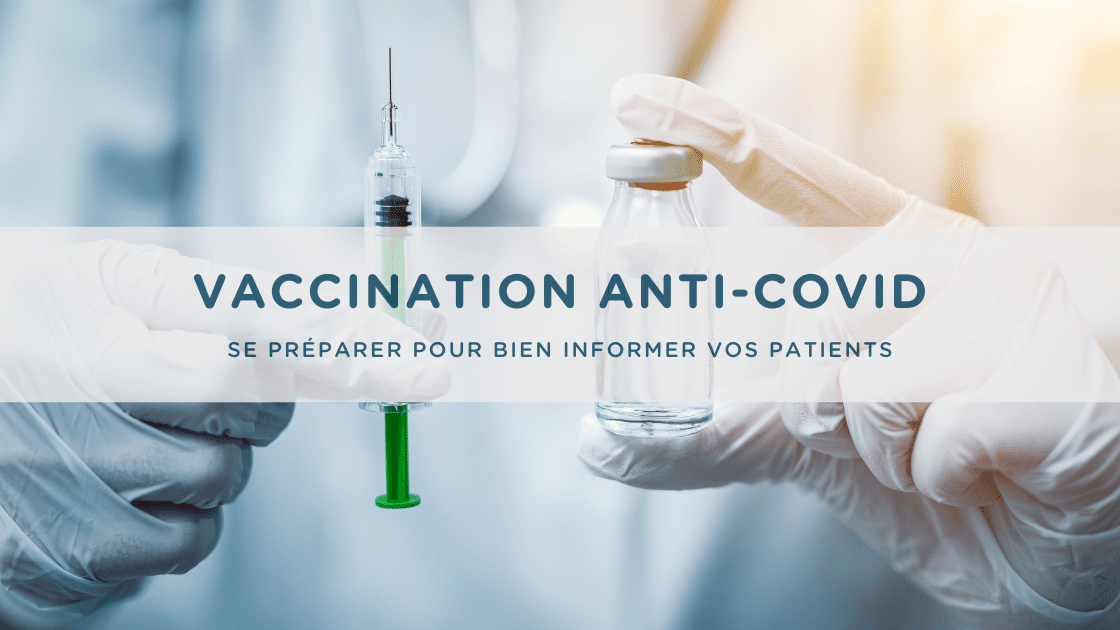 Vaccination anti-Covid 2021 Médecine générale